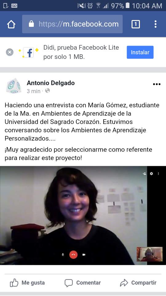Entrevista a AntonioDelgado
