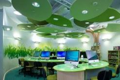 Ecophon-Crockett's Lane School